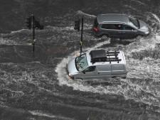 Les pluies torrentielles provoquent des inondations à Londres