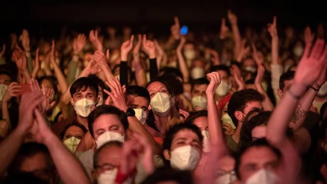 Le premier concert-test aura lieu à Spa avec 220 spectateurs