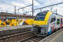 Het station van Antwerpen-Berchem.