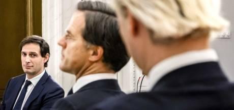 Rutte en Hoekstra in de clinch over noodzaak toekomstige bezuinigingen