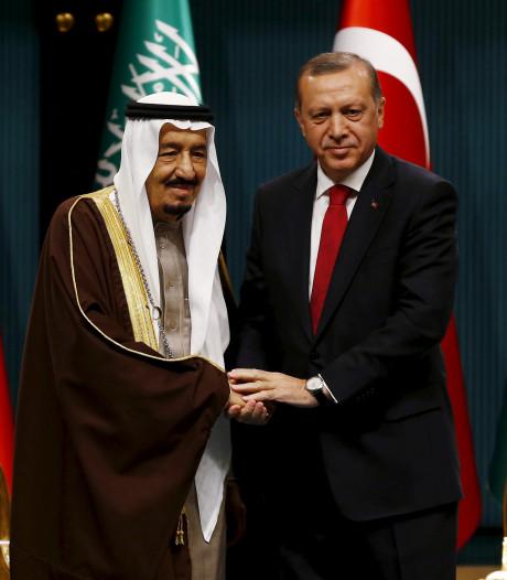 Saoedisch koningshuis belt zoon Khashoggi om medeleven te betuigen