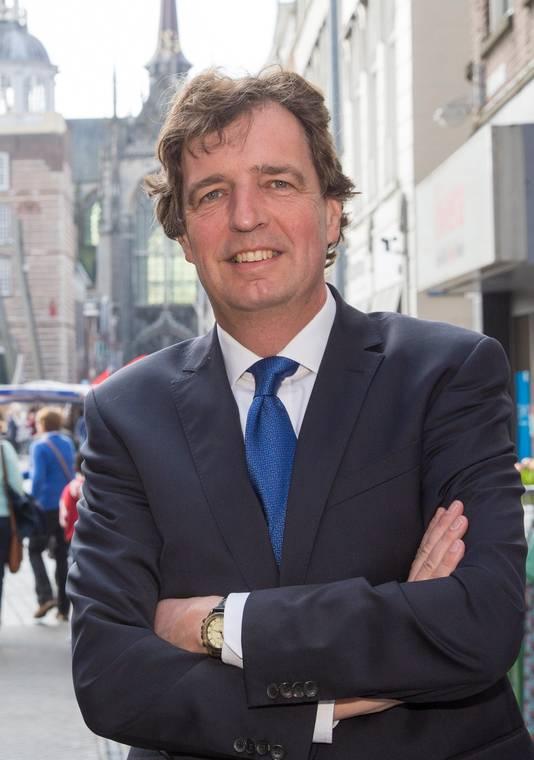 René Verhulst is de nieuwe burgemeester van Ede.