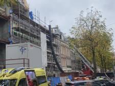 Persoon onder puin vandaan gehaald na instorten muur van woning in Zuid
