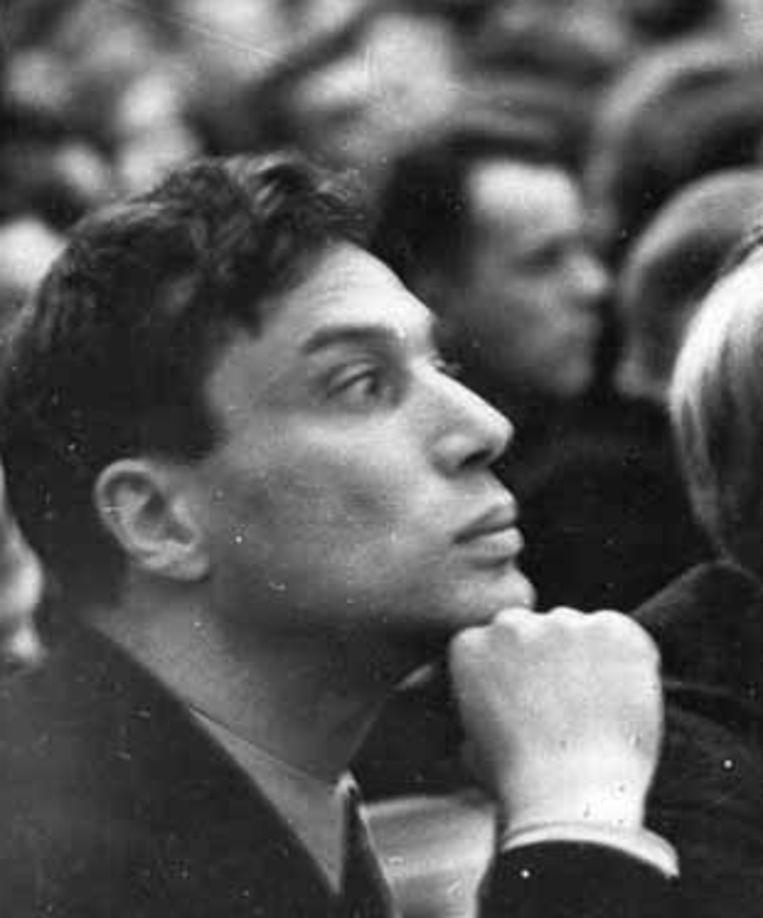 Boris Pasternak in 1934 Beeld publiek domein