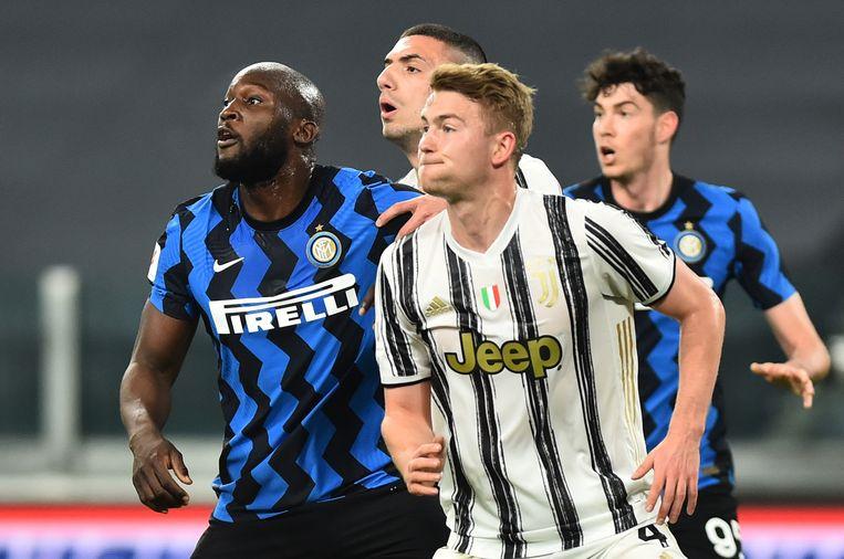 Internazionale en Juventus behoren tot de twaalf initiatiefnemers van de Super League. Beeld REUTERS