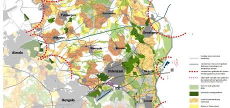 Foutje: te ruim aanbod Noordoost-Twente voor duurzame energie
