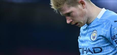 Guardiola confirme que De Bruyne sera absent quatre à six semaines