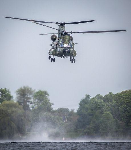 Hoeksche Waardse politie strikt het leger voor veiligheidsdag