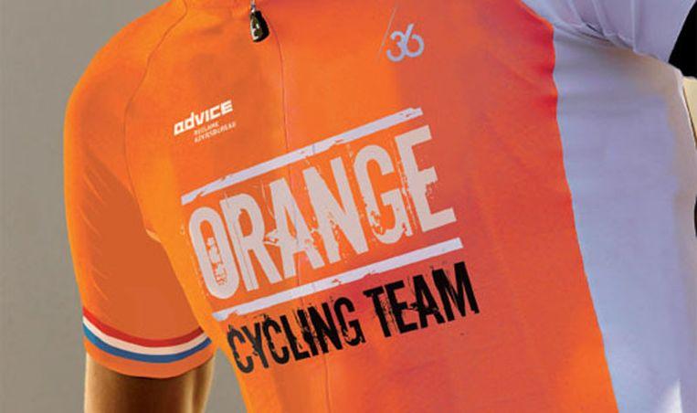 null Beeld Orange Cycling Team