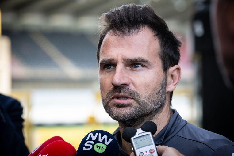 Club Brugge-trainer Ivan Leko. Beeld BELGA