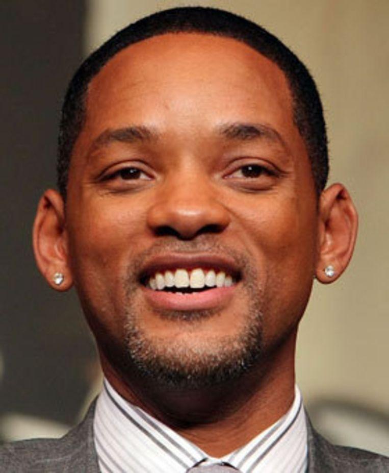 Will Smith moet je 20 miljoen dollar per film betalen. Per dollar brengt hij tien dollar op. Beeld UNKNOWN