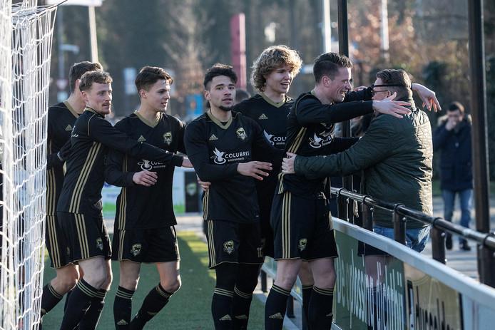 FC Winterswijk kon eindelijk juichen