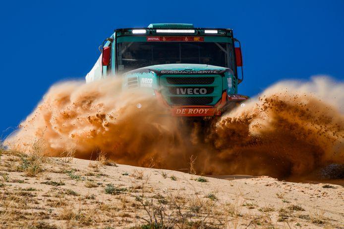 Team De Rooy in de Dakar 2020