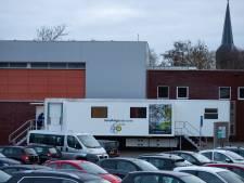 Bus bevolkingsonderzoek terug in Kampen: 'Blij dat-ie er er weer staat'
