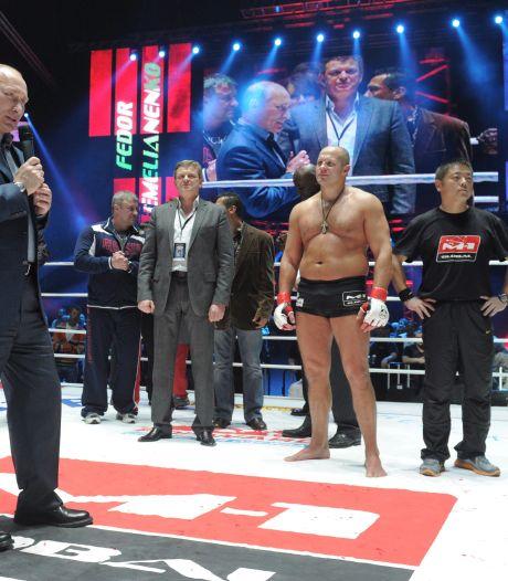 Wordt Alistair Overeem opponent bij rentree legendarische MMA-vechter Emelianenko?
