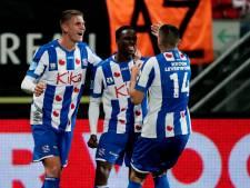 Heerenveen verrast AZ in spektakelstuk in Den Haag