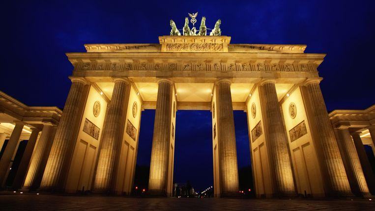De Brandenburger Tor Beeld UNKNOWN