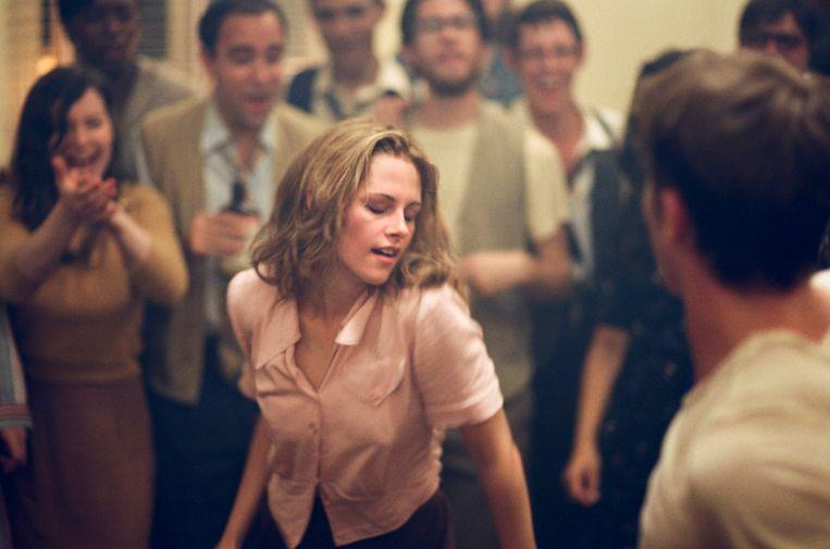 Kristen Stewart in 'On The Road'. Beeld EPA