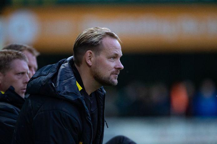 Marcel Post is ook volgend seizoen actief in Vollenhove.