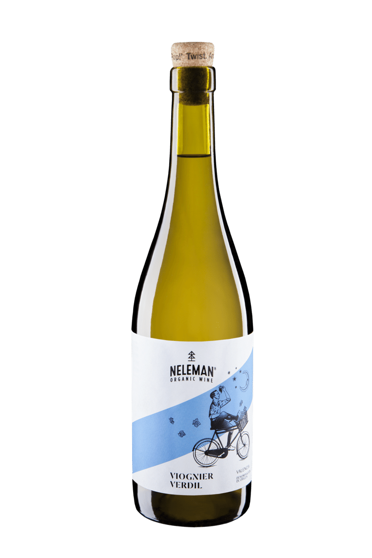 Neleman Viognier-Verdil. Beeld