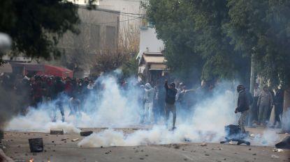 Opnieuw onrust in Tunesië, dag nadat man omkomt