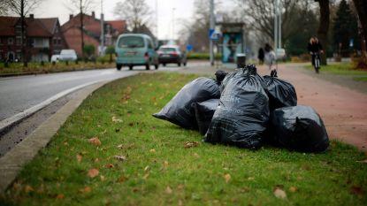 Gratis vuilzakken voor gezinnen met beperkt inkomen