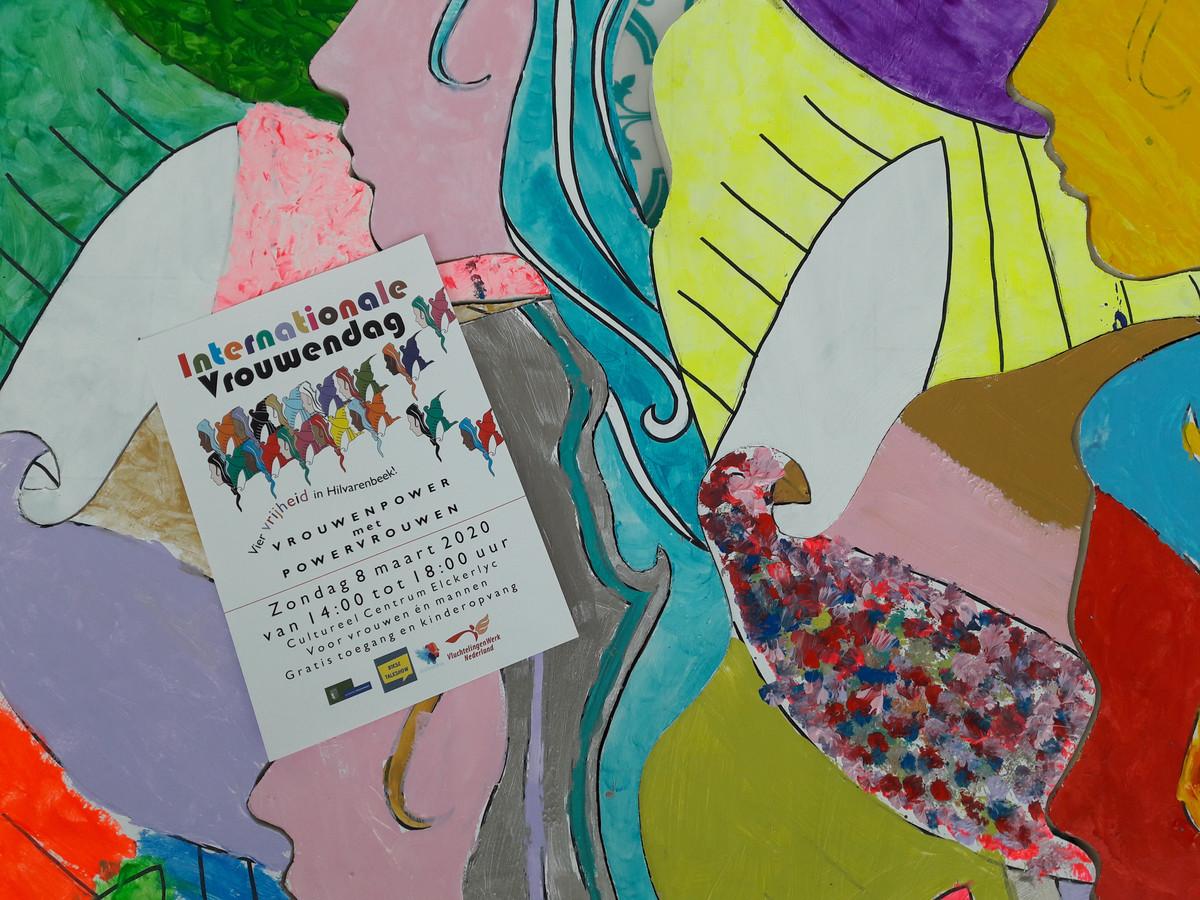 Internationale Vrouwendag in Hilvarenbeek