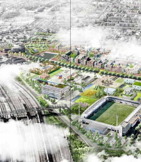 Vlietpark straks neusje van de zalm in Roosendaalse nieuwbouwwijk Stadsoevers