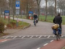 Er ligt straks wél een fietspad in Staphorst maar aansluiten op een Hardenbergs pad? Nee, vooralsnog niet