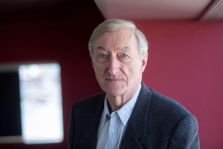 Julian Barnes Beeld EPA