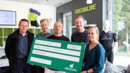 Bonheiden loopt! brengt 1.750 euro op voor goed doel