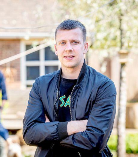 Wijchense amateurkeeper Jan Evers jaagt Italiaanse profdroom na: 'Via Google Maps ging ik op zoek naar een veldje'