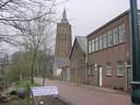 Koffiebar Asperen (voorheen 'Overstag') in een oud fabriekspand aan de Boerenwal te Asperen, eind jaren 90.