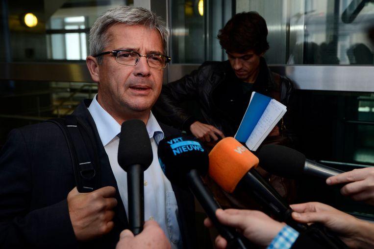 Wordt Kris Van Dijck (N-VA), sinds 1995 onafgebroken in het Vlaams Parlement, de opvolger van Jan Peumans?