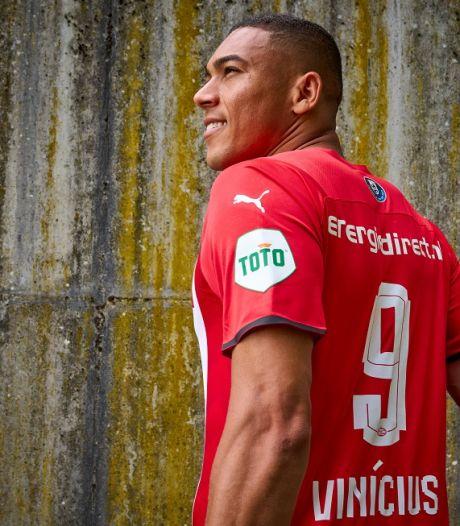 PSV wacht al twee weken op vergunning van IND voor nieuwe spits Vinícius