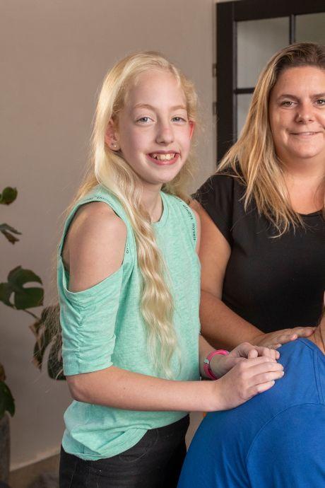 Shanelle (11) uit Ede heeft TOS, maar bijna niemand heeft ervan gehoord