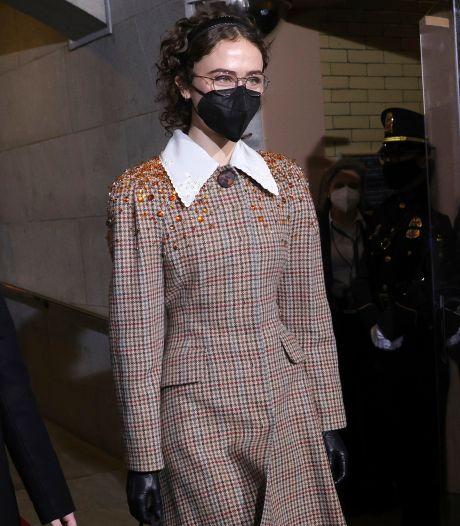 La belle-fille de Kamala Harris défile pour la Fashion Week de New York