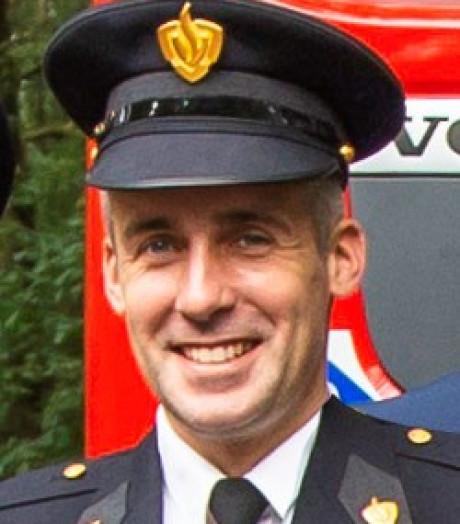 Lintje voor Rielse brandweerman Bas de Wilde