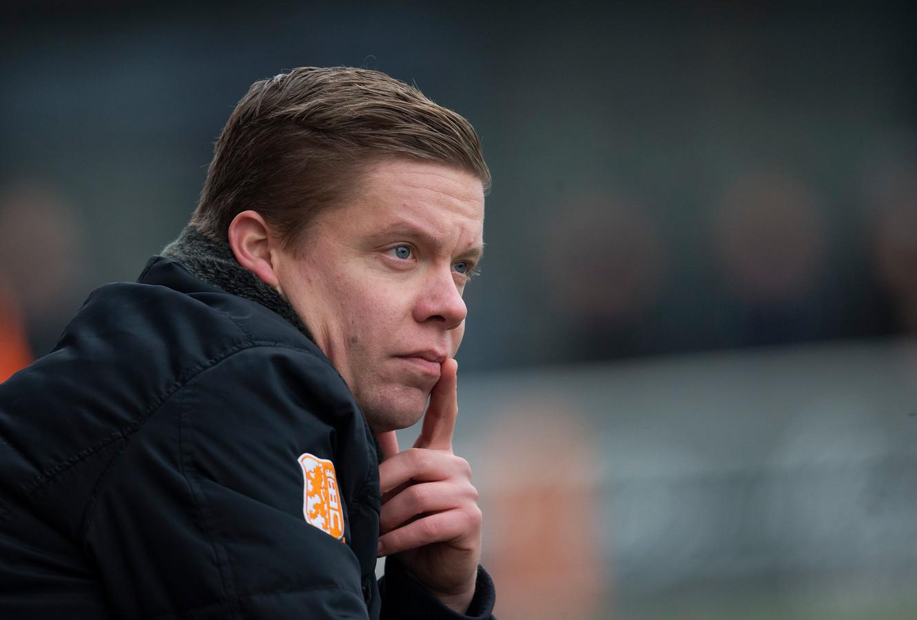 """Erik Zandstra: ,,Ik verwacht donderdag weer op het trainingsveld te staan.""""LICHTE"""