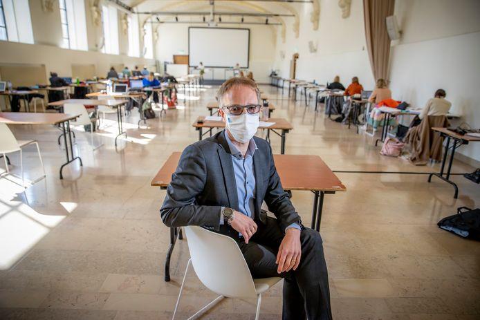 Rik Van de Walle wordt zo goed als zeker nog eens vier jaar rector.