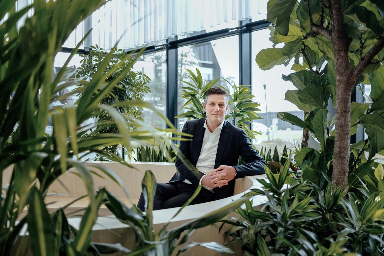 Henk Valk, bestuursvoorzitter Philips Benelux.