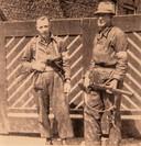 Foto uit de oorlog in Zwammerdam