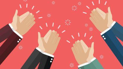"""Complimenten op werkvloer zorgen voor meer productiviteit: """"Een goed compliment komt nooit ongelegen"""""""
