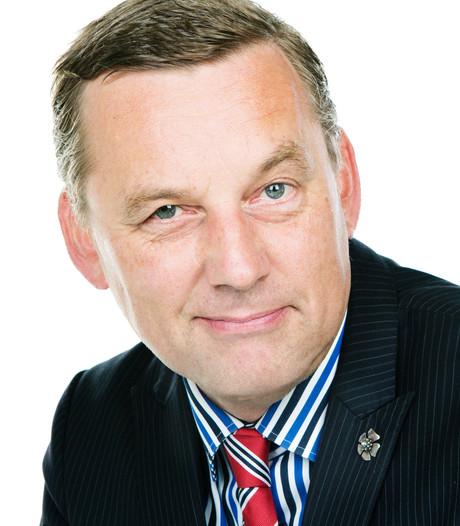 Anton Stapelkamp wordt de nieuwe burgemeester van Aalten