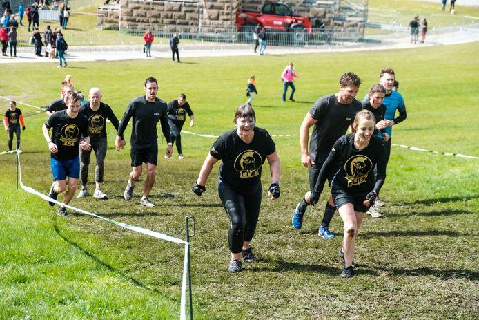 De Spartacus Run in De Schorre.