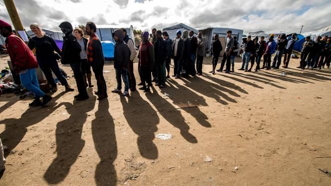 """AZG: """"Vluchtelingen in Calais pas eind deze week gevaccineerd tegen mazelen"""""""