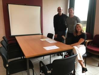 TVH schenkt kantoormeubilair aan Oost-Vlaamse scholen