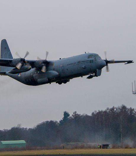 Ken je het geluid van de C-130 Hercules? Luister hier en wen er alvast aan. Dit ga je de komende weken vaak horen