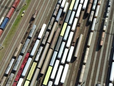 Waar is welke trein? Administratie van rangeerterrein Kijfhoek niet altijd op orde
