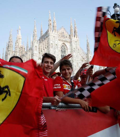 Italiaanse GP van Monza nog zeker 5 jaar op F1-kalender